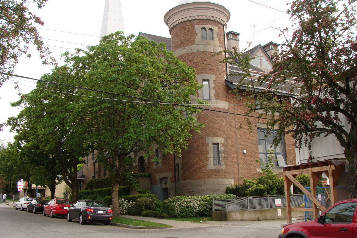 Mount Pleasent Presbyterian Church, Vancouver