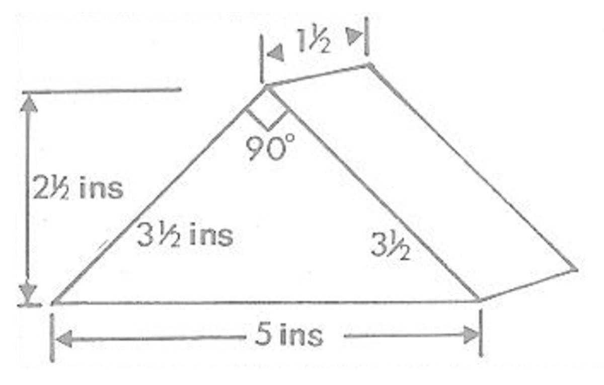 Figure 5 - Dollhouse Porch Roof
