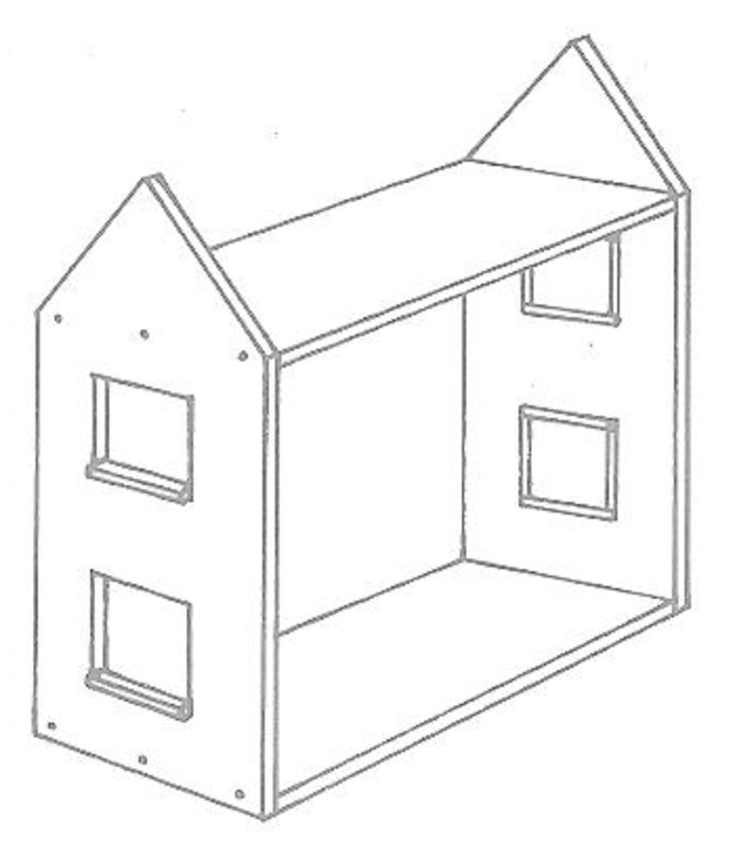 Figure 3 - Dollhouse Main Frame