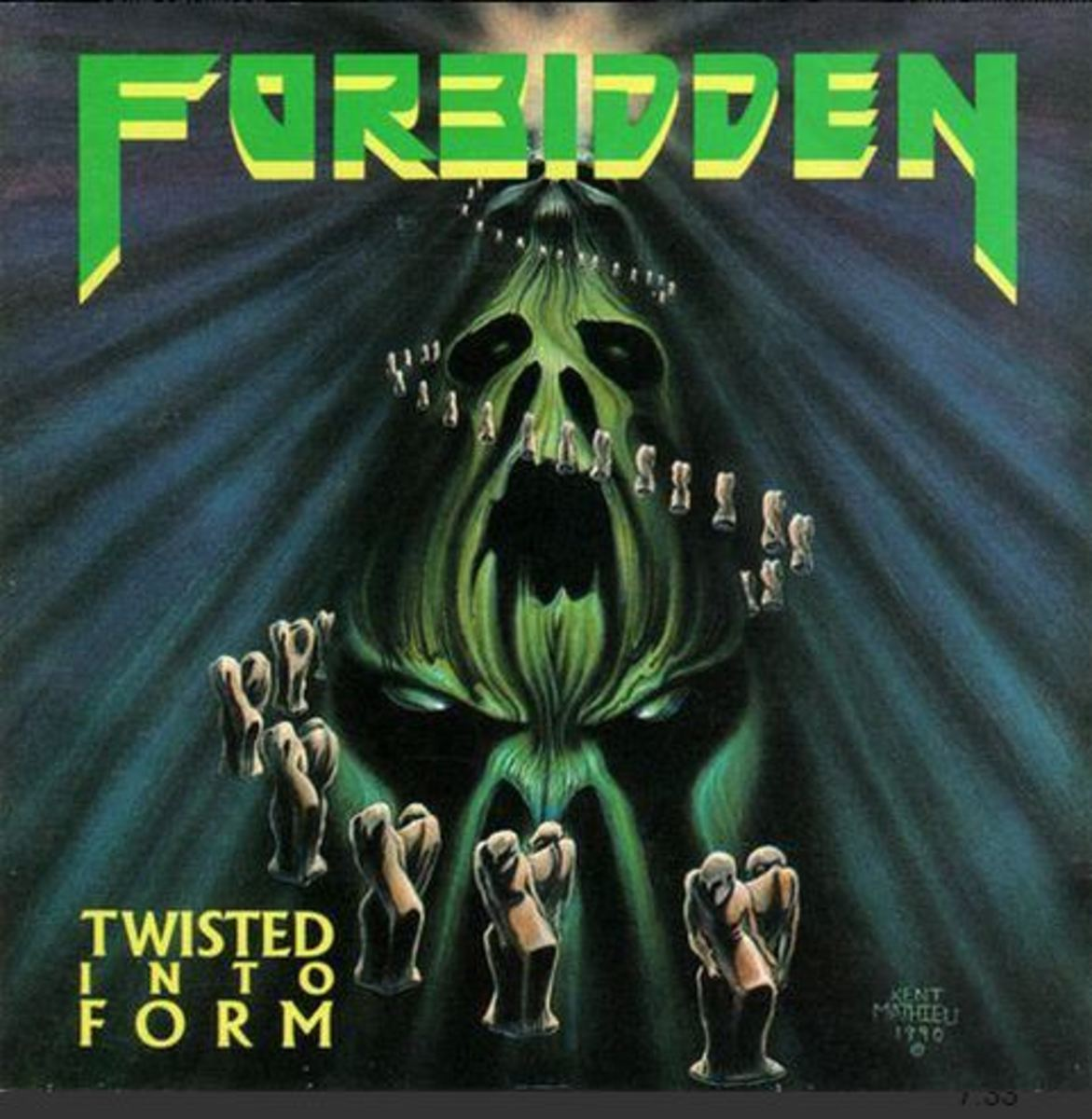 """""""Twisted Into Form"""" (1990)"""