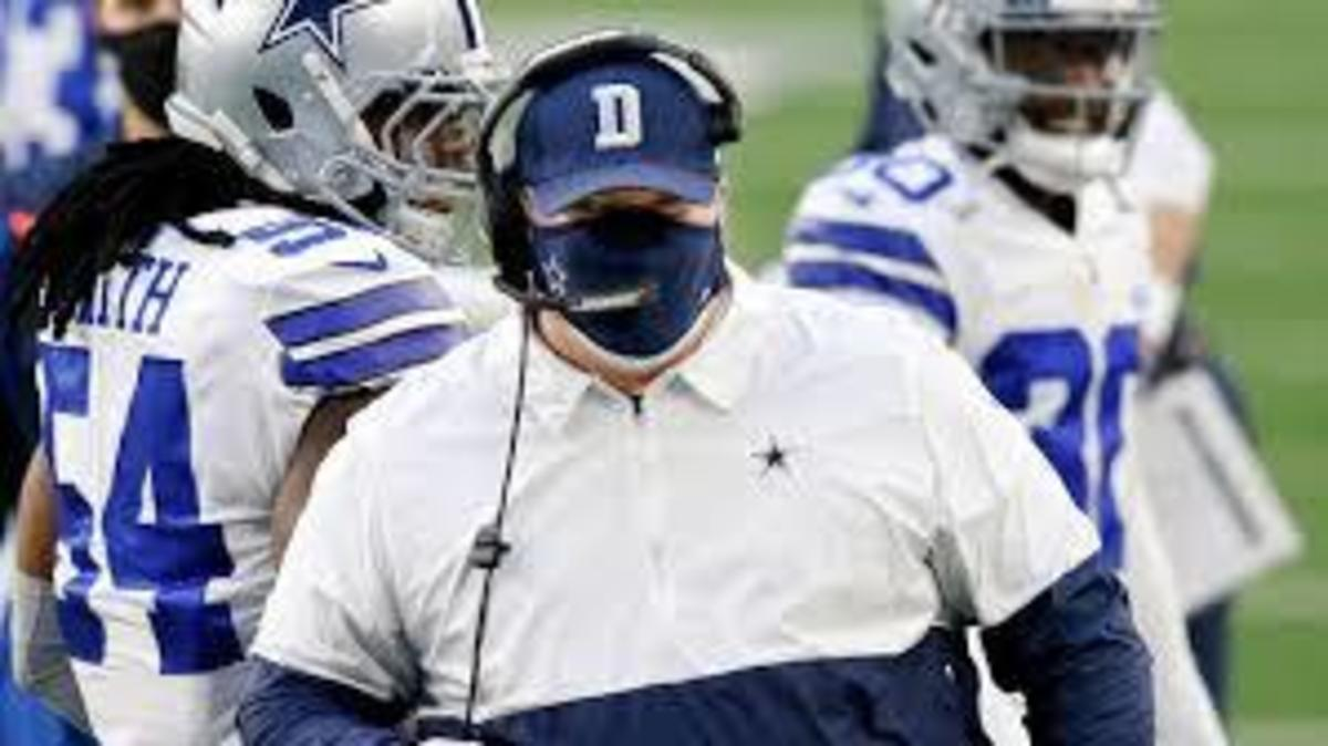 Cowboys struggled but also made the playoffs but lose to the giants in the season finale.