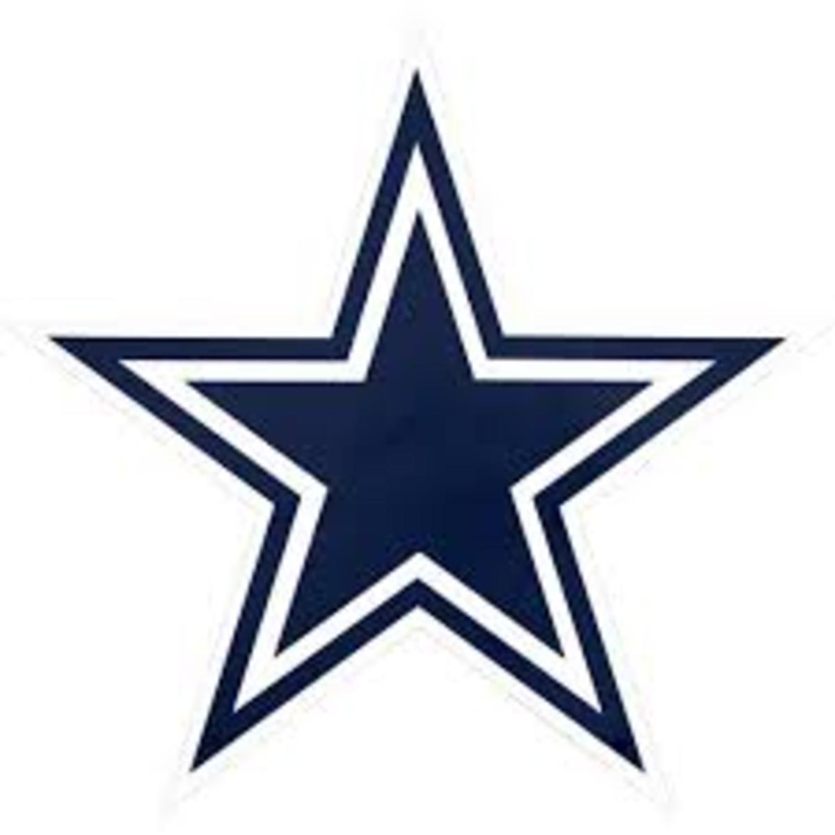 The Cowboys are part of the NFC East along with the Giants, Football Team, and Eagles.