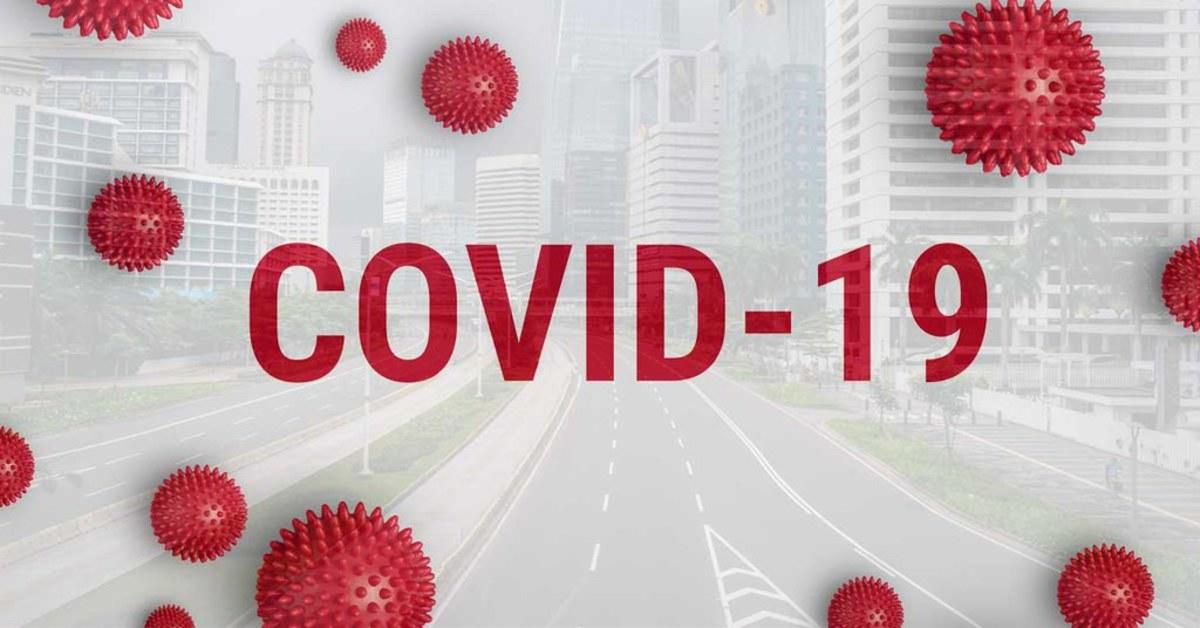 COVID VIRUS.