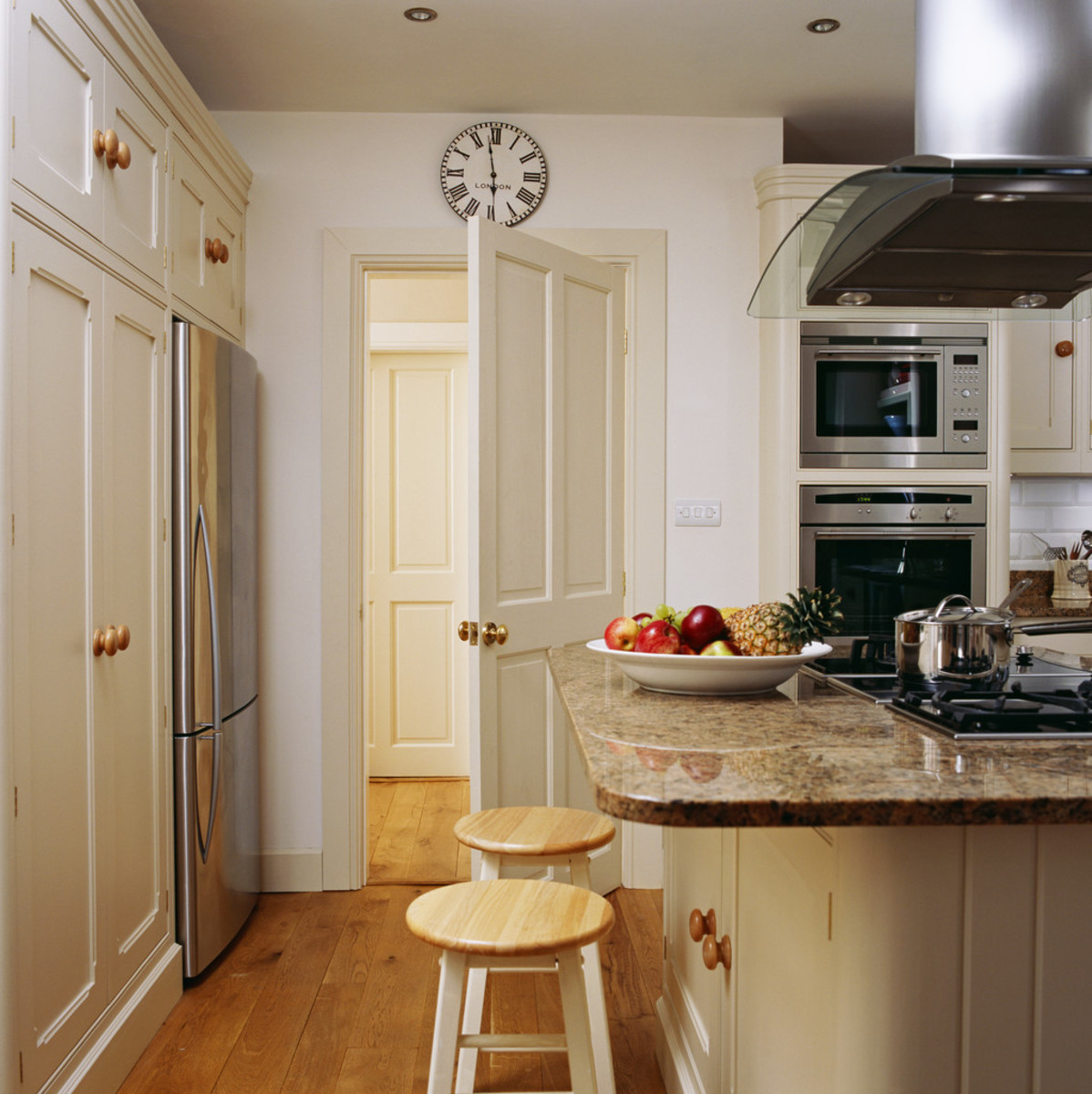 Convert your extra space into a brand new kitchen
