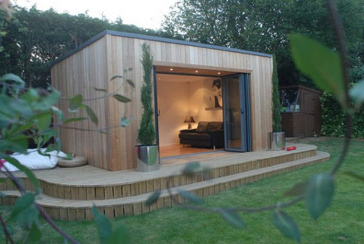 Create a garden room to suit your needs