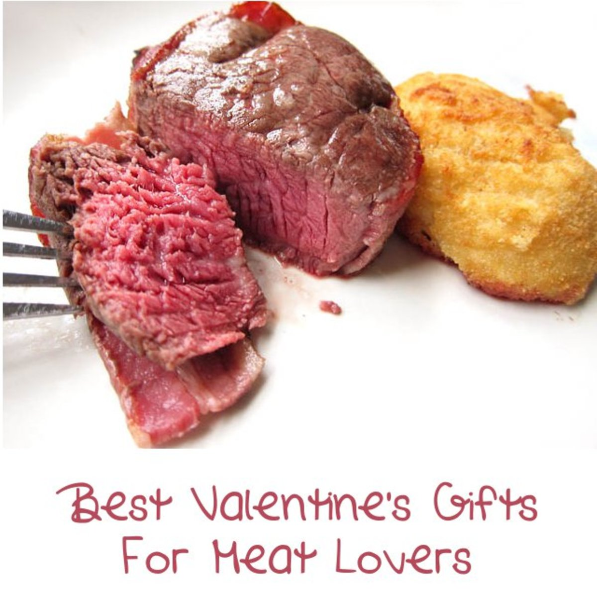 There's a romance to food, and people who love meat deserve to enjoy it this Valentine's Day! So why not give the gift of meat to your honey?