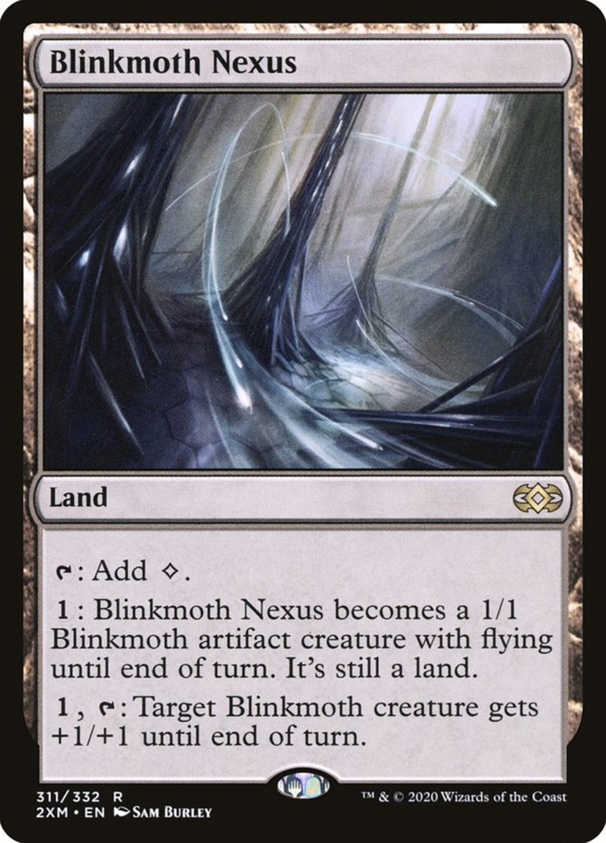 Blinkmoth Nexus mtg