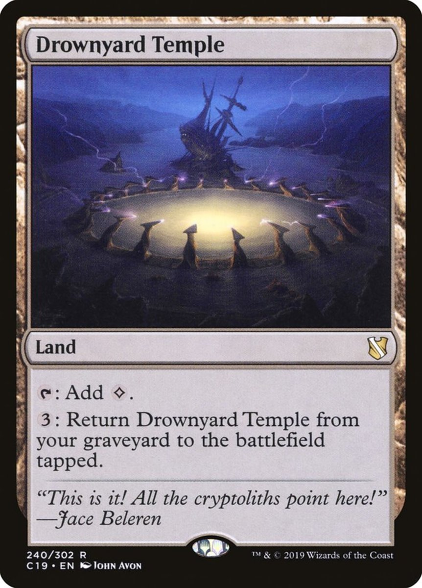 Drownyard Temple mtg