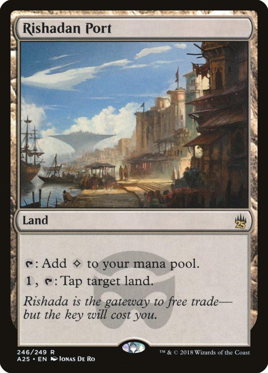 Rishadan Port mtg