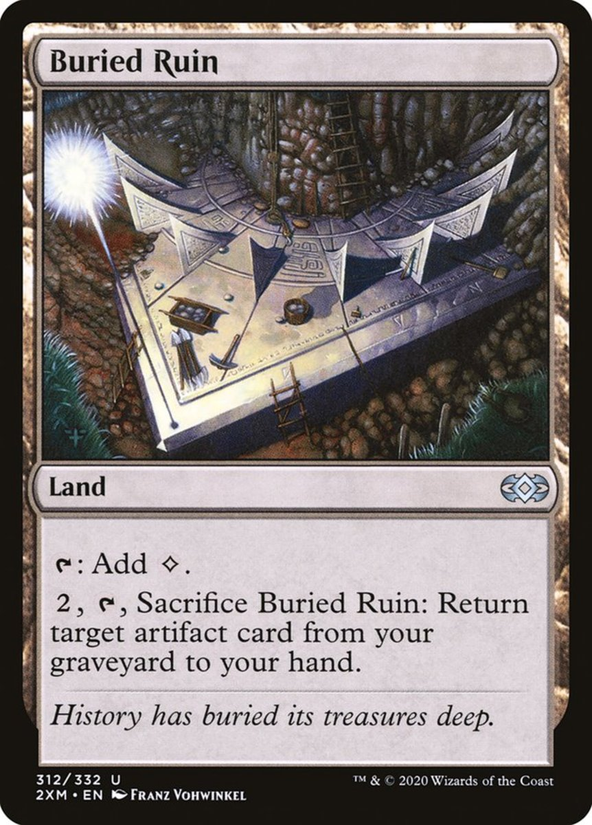 Buried Ruin mtg