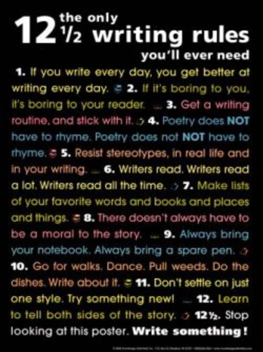 Good Writing Tips