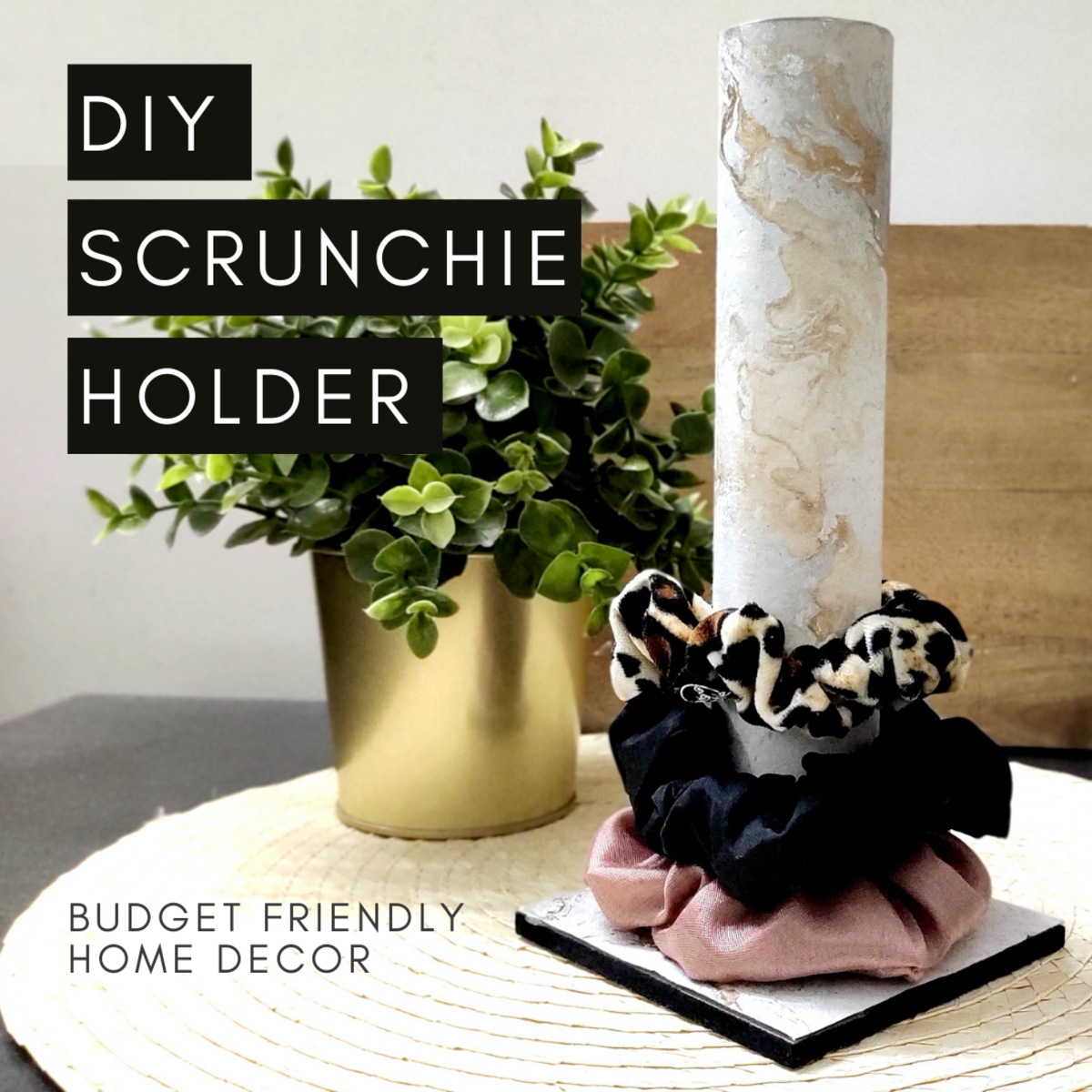 how-to-make-a-scrunchie-holder-diy-project