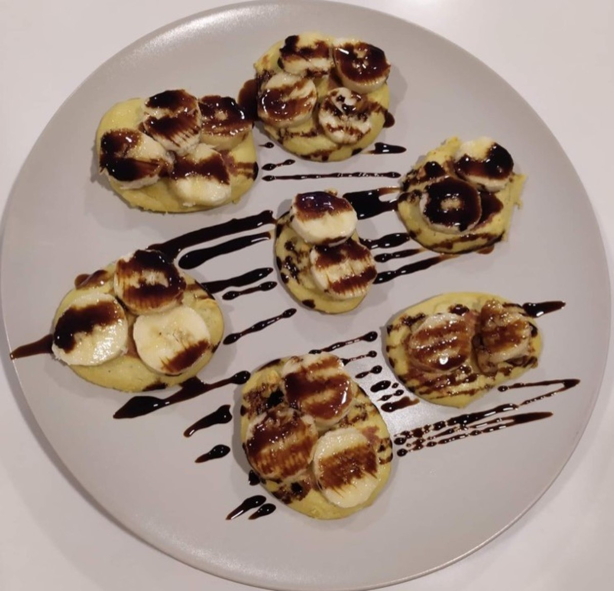 Healthy Pancakes (Gluten-Free and Lactose-Free)
