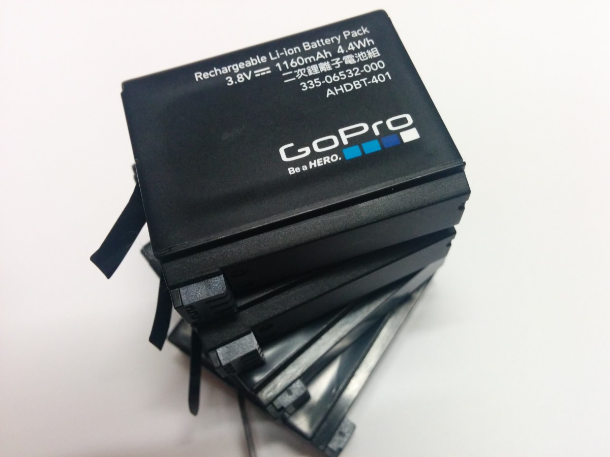 8 Ways to Increase GoPro Battery life
