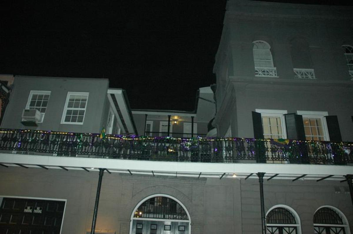 The haunted history of the Lalaurie House is perhaps one of New Orleans' best known ghostly tales