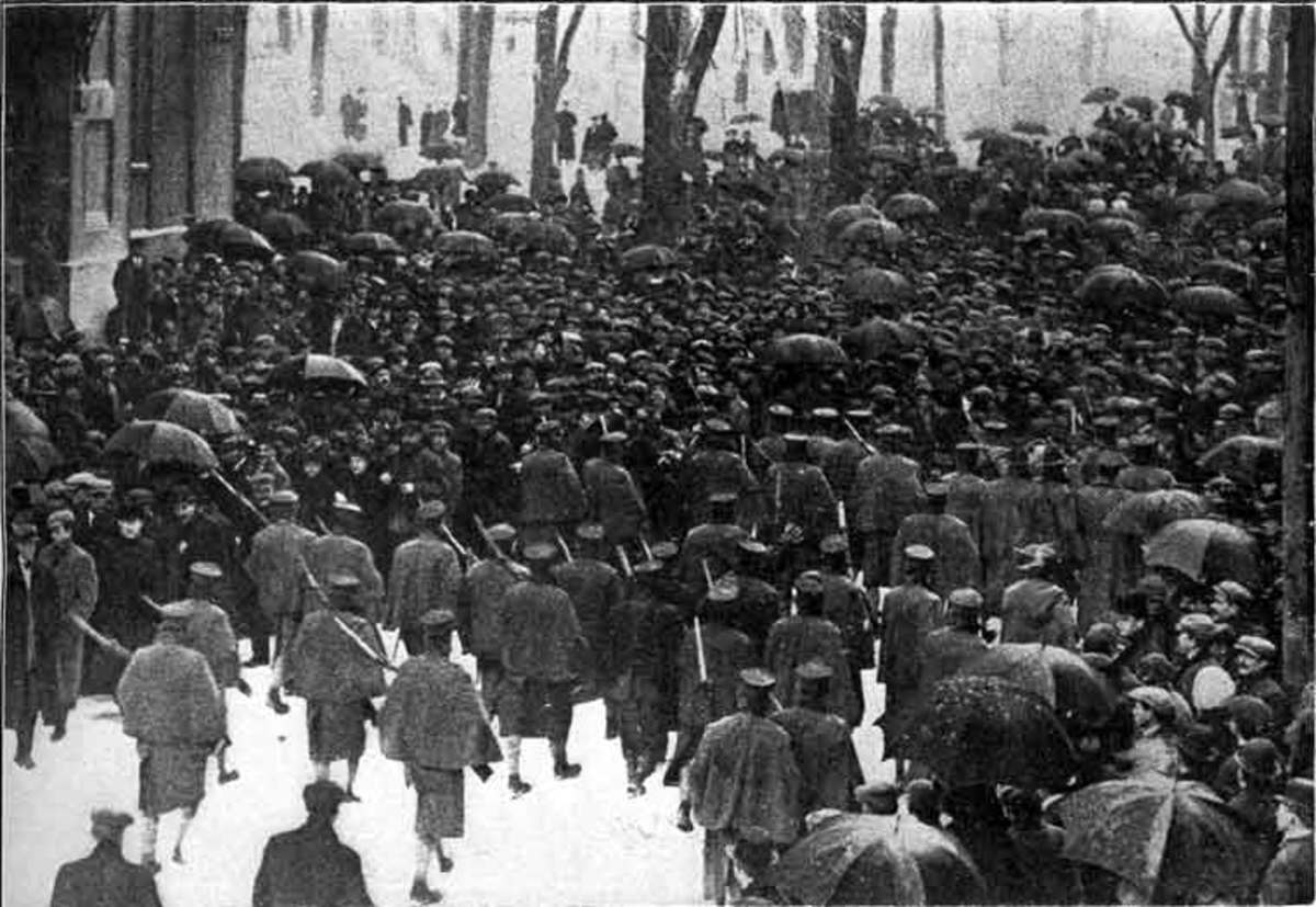 The Lawrence Textile Strike