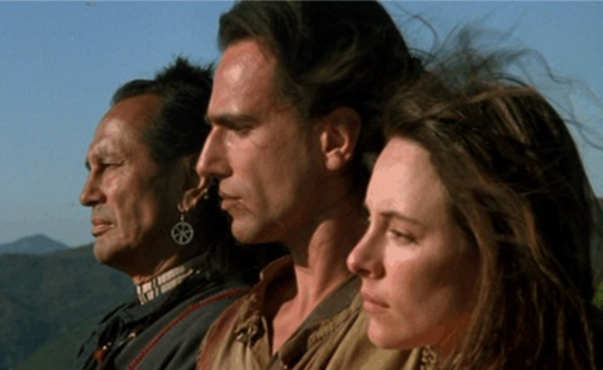 Last of the Mohicans - Final Scene