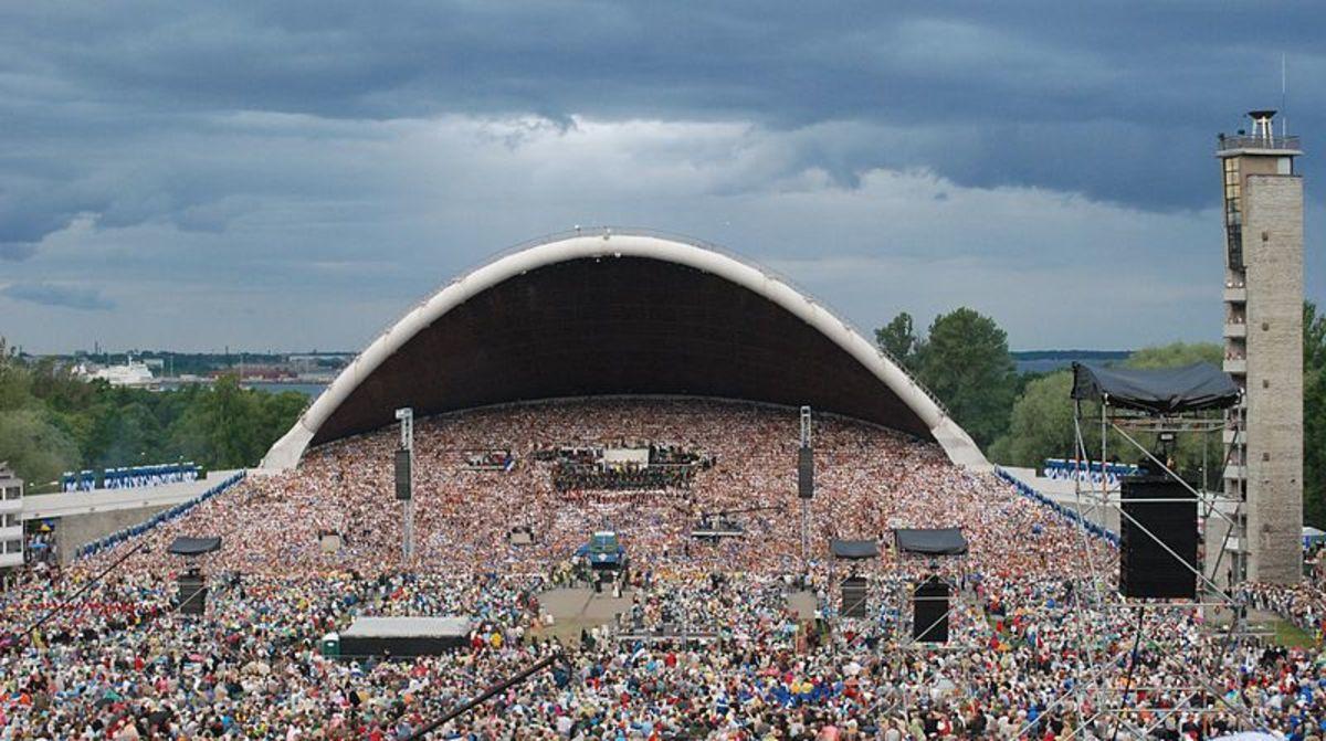 Choir of 30,000+!