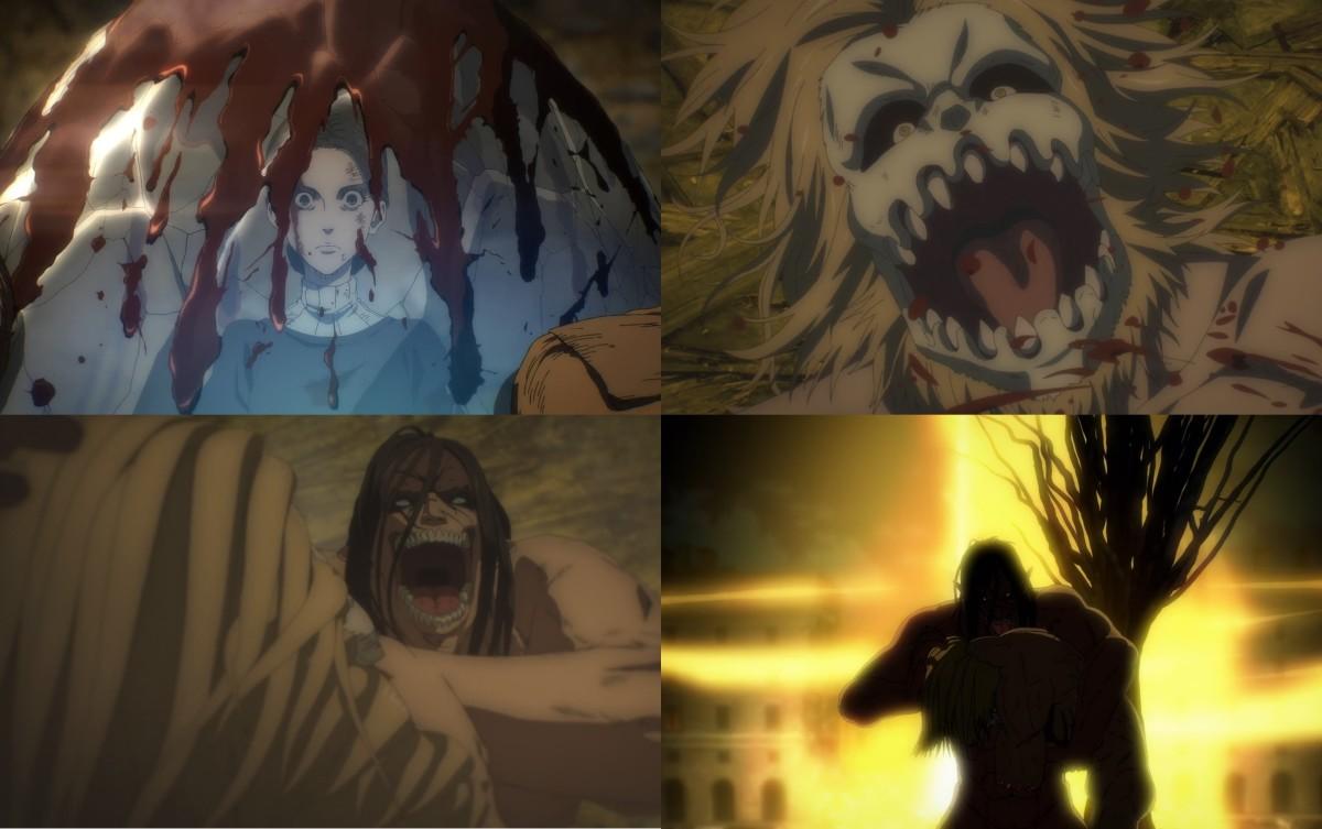 The most horrifying scene in the anime