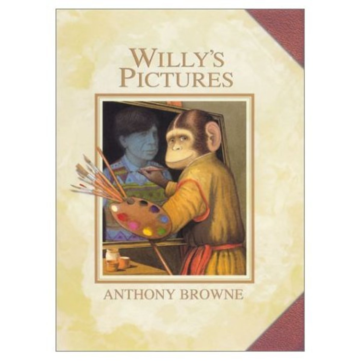 Willie's Pictures will introduce youngsters to the topic of art history through a talented chimp named Willie.