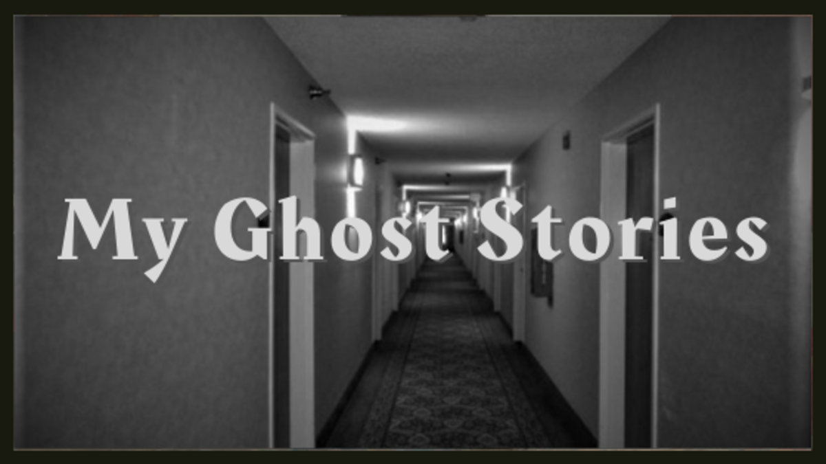 My Ghost Stories