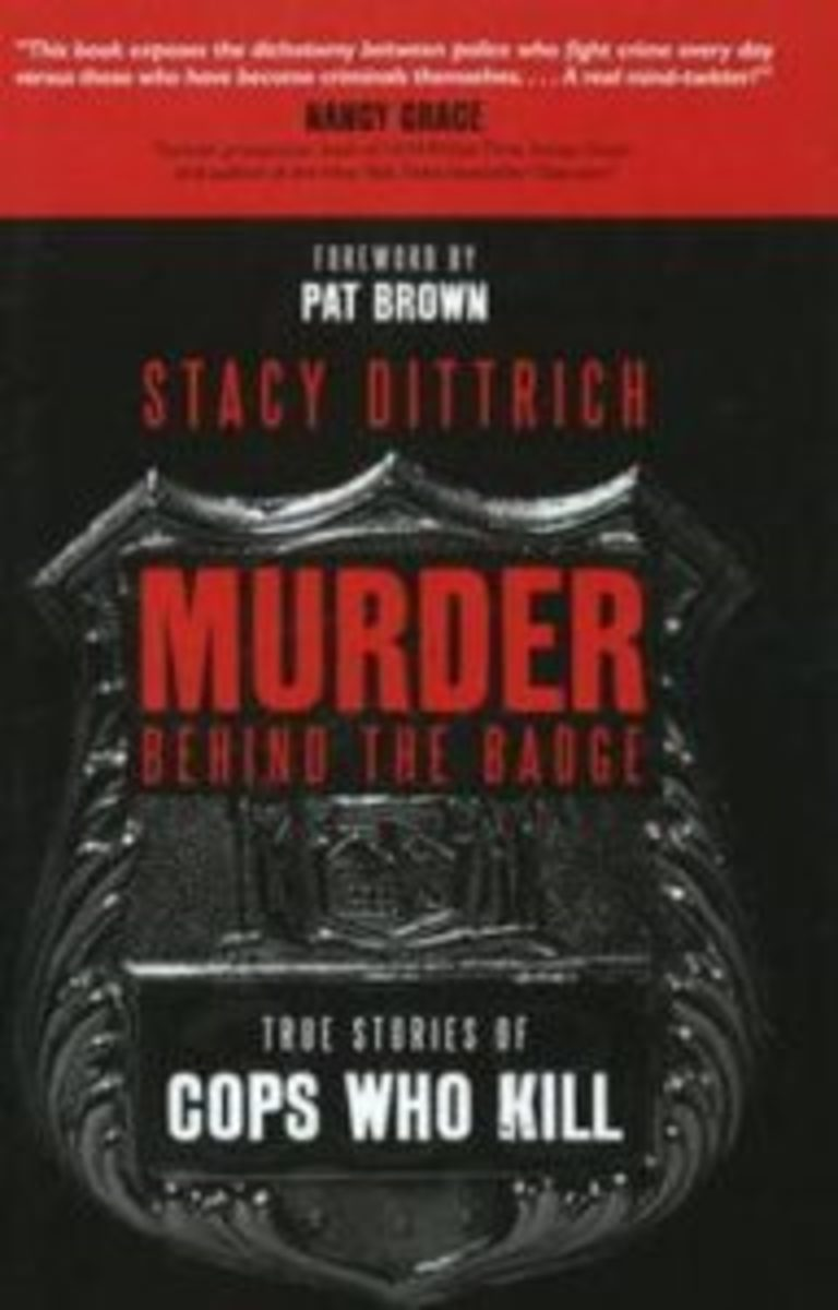 Murder Beyond the Badge by Stacy Dittrich