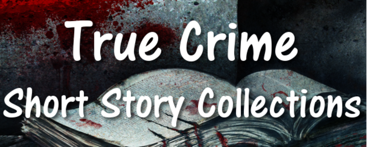 6 Short Stories Collection True Crime Books