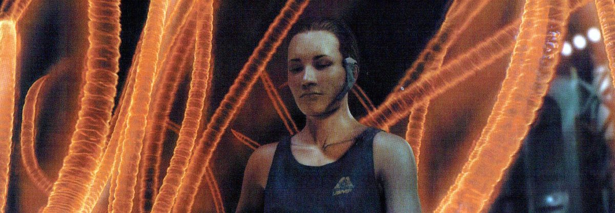 Doesn't Jane look like the inspiration for Abby in The Last of Us 2?