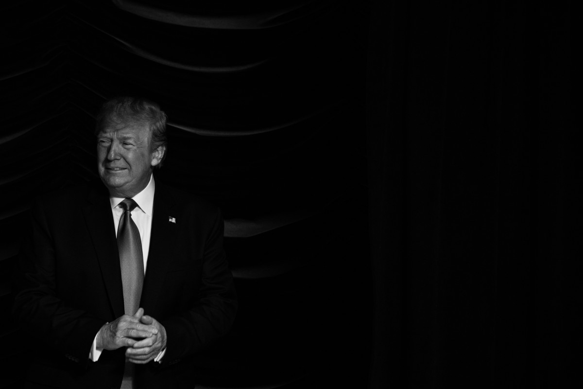 Donald J. Trump, the 45th President of the United States of America
