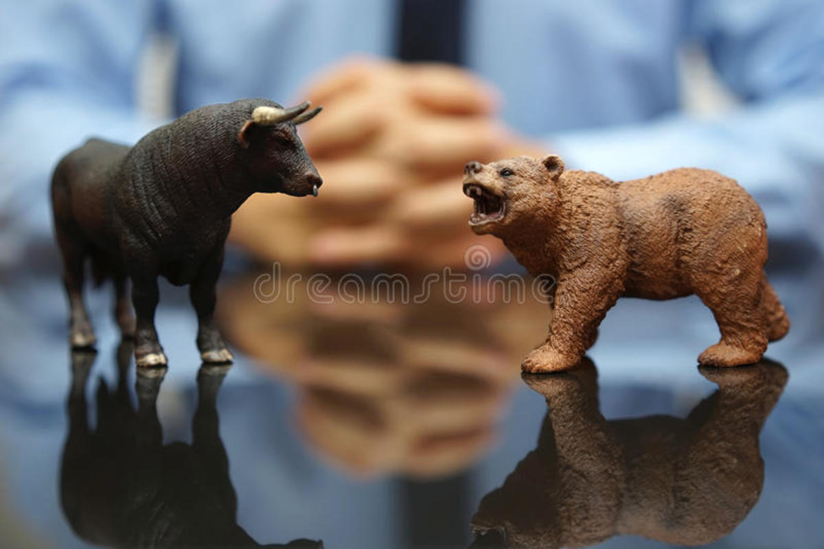 Stock Market: A Classic Battle of Bear vs Bull
