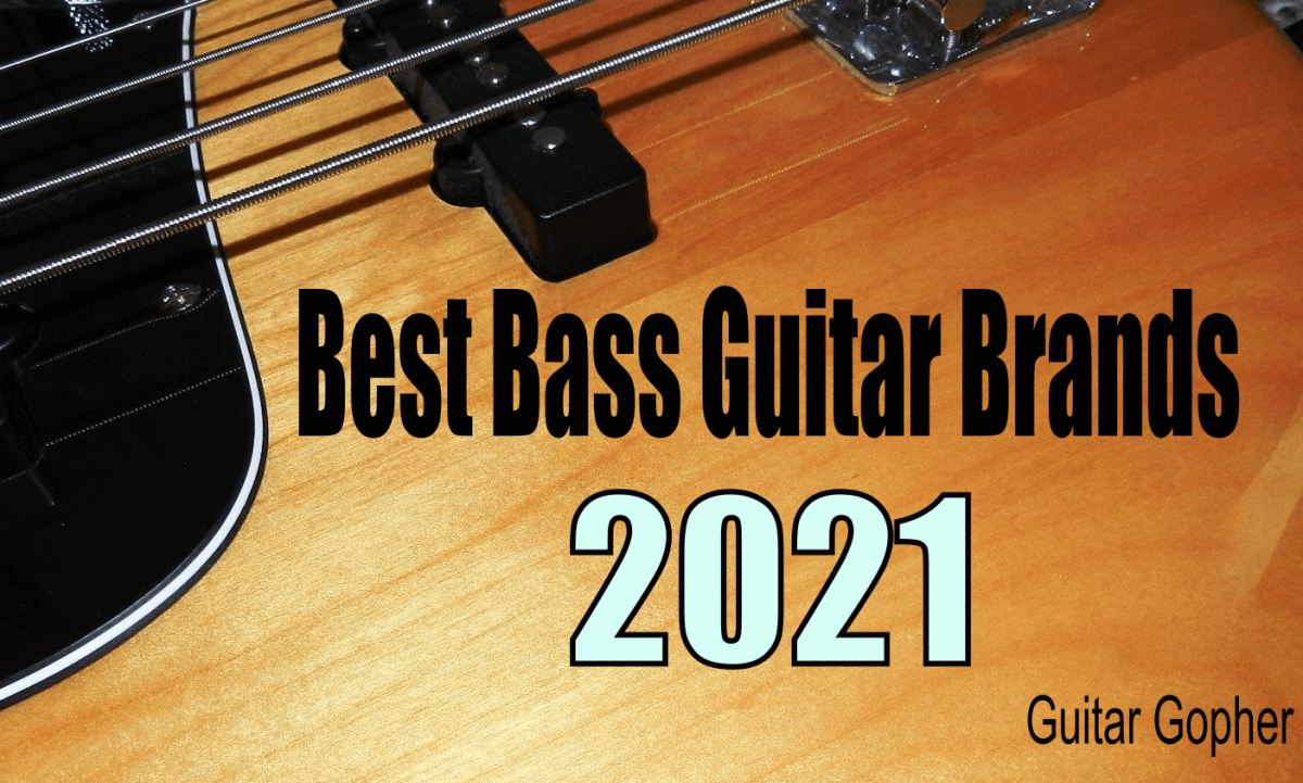 The Top Bass Guitar Brands for 2021
