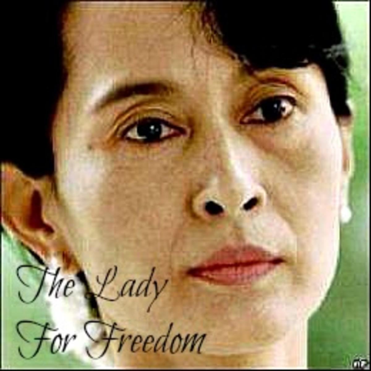 Aung San Suu Kyi : The Beauty And The Beast