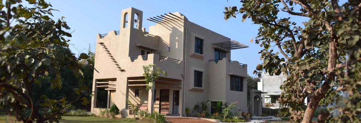 Luxury Villa for Rent  at Tathastu in Pench