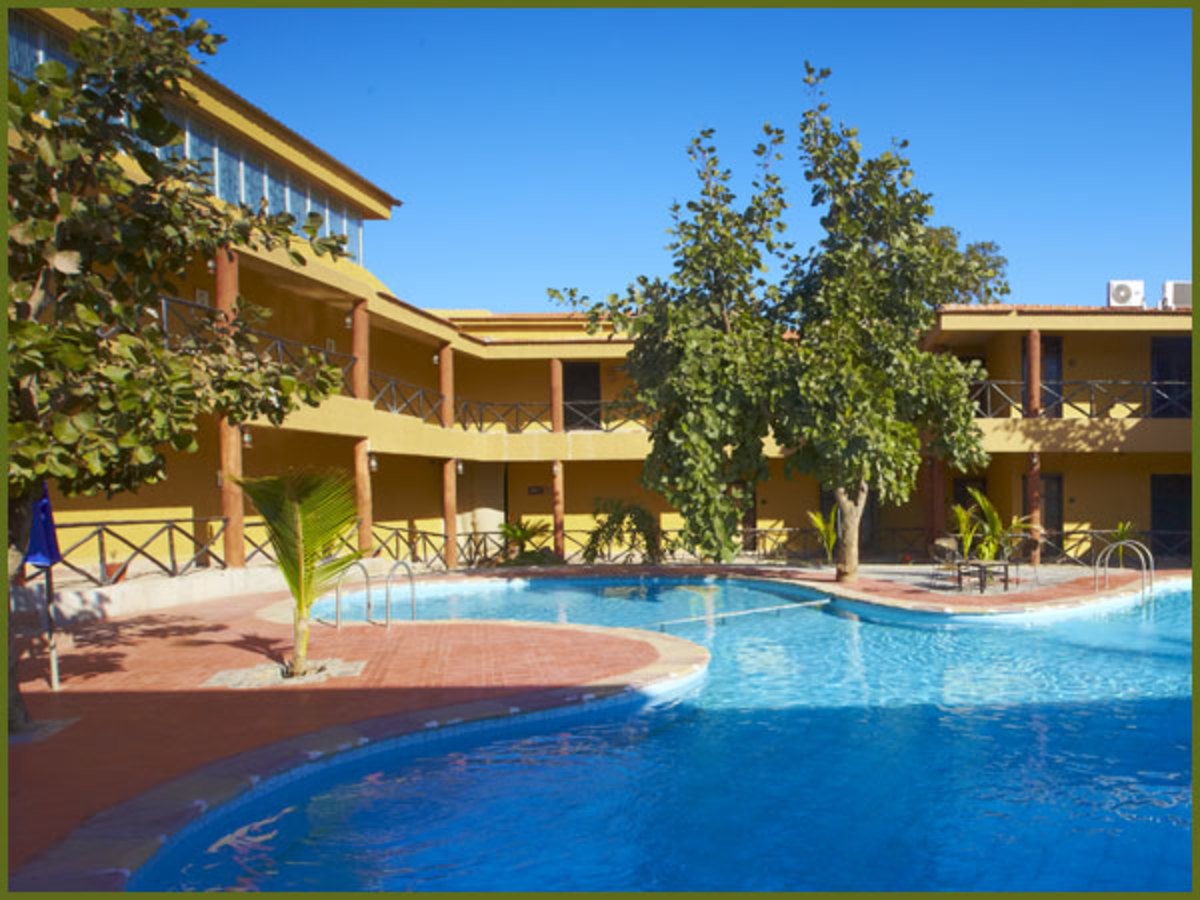 Hotels in Pench National Park in India