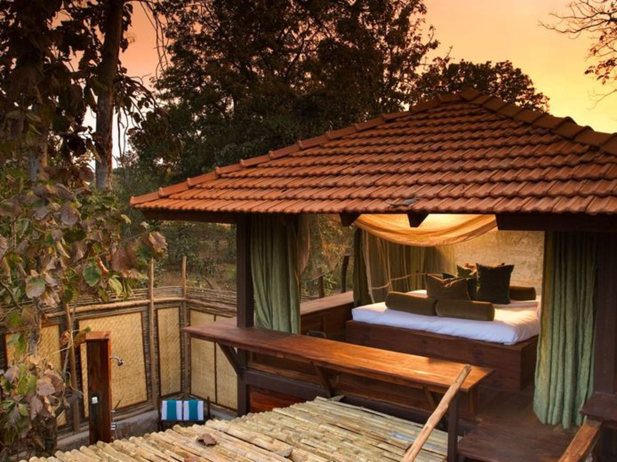 Lodge Suite at Pench