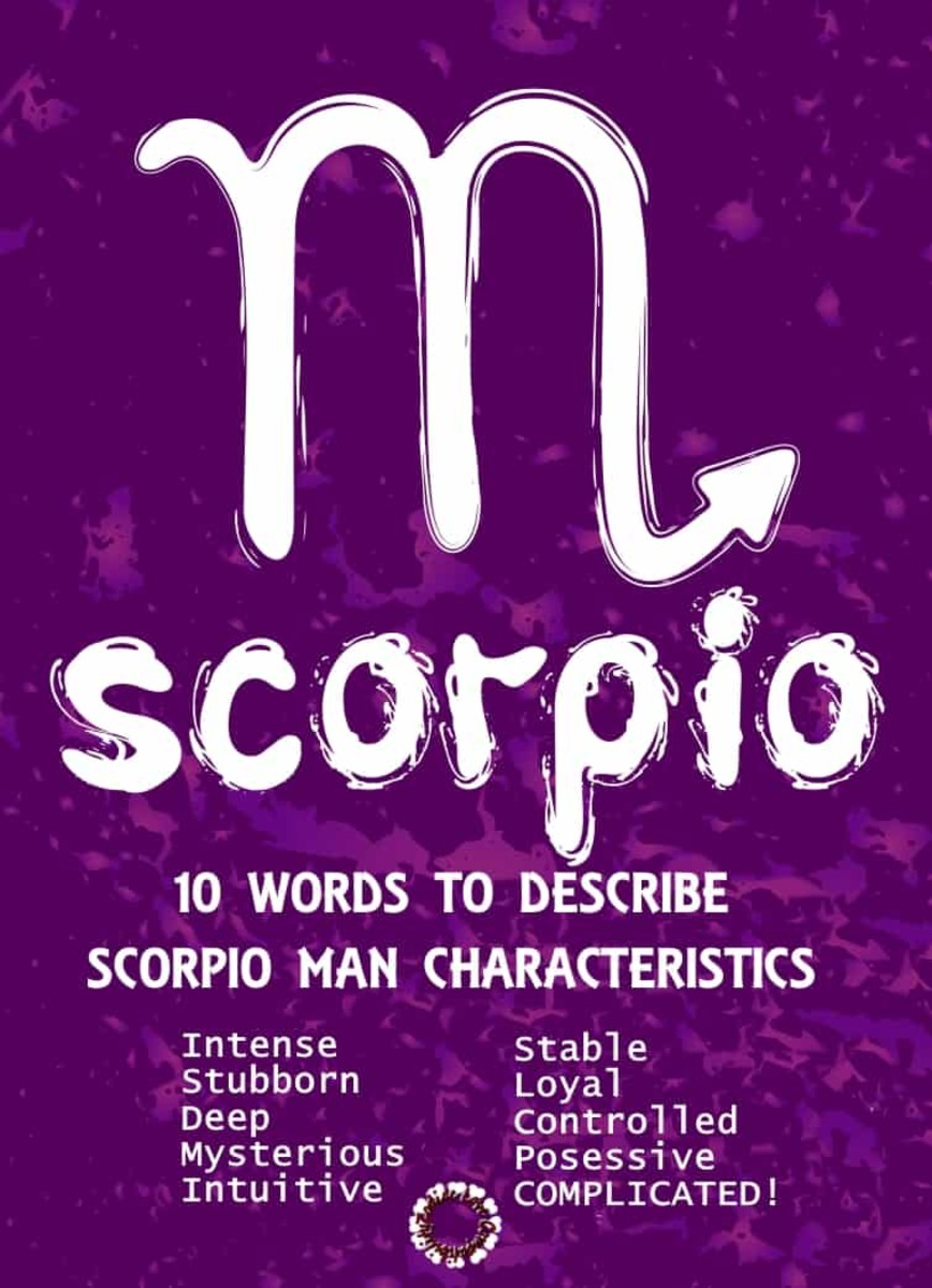 The Scorpio Man in a Love Relationship