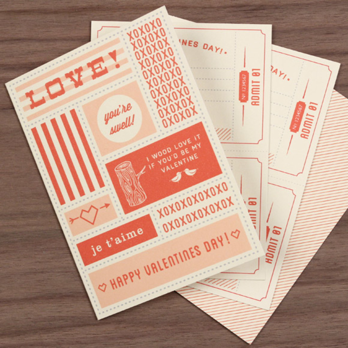 Valentine's Day Coupons are fun to give and to receive on February 14th.  Visit lovevsdesign.com to get some fun Valentine printable ideas.
