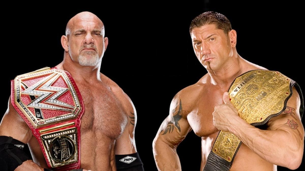 Goldberg vs. Batista.