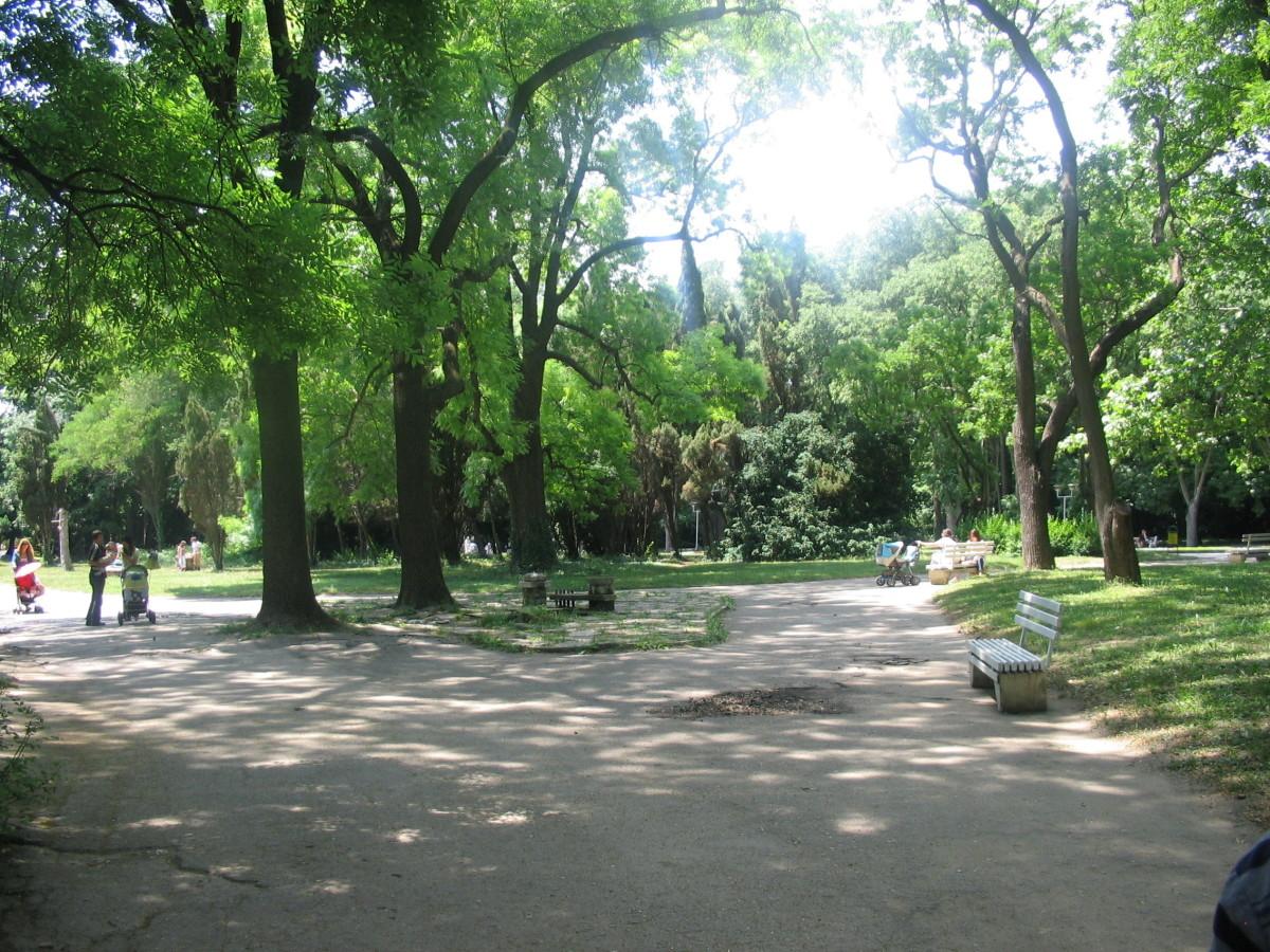 Seaside park, Varna