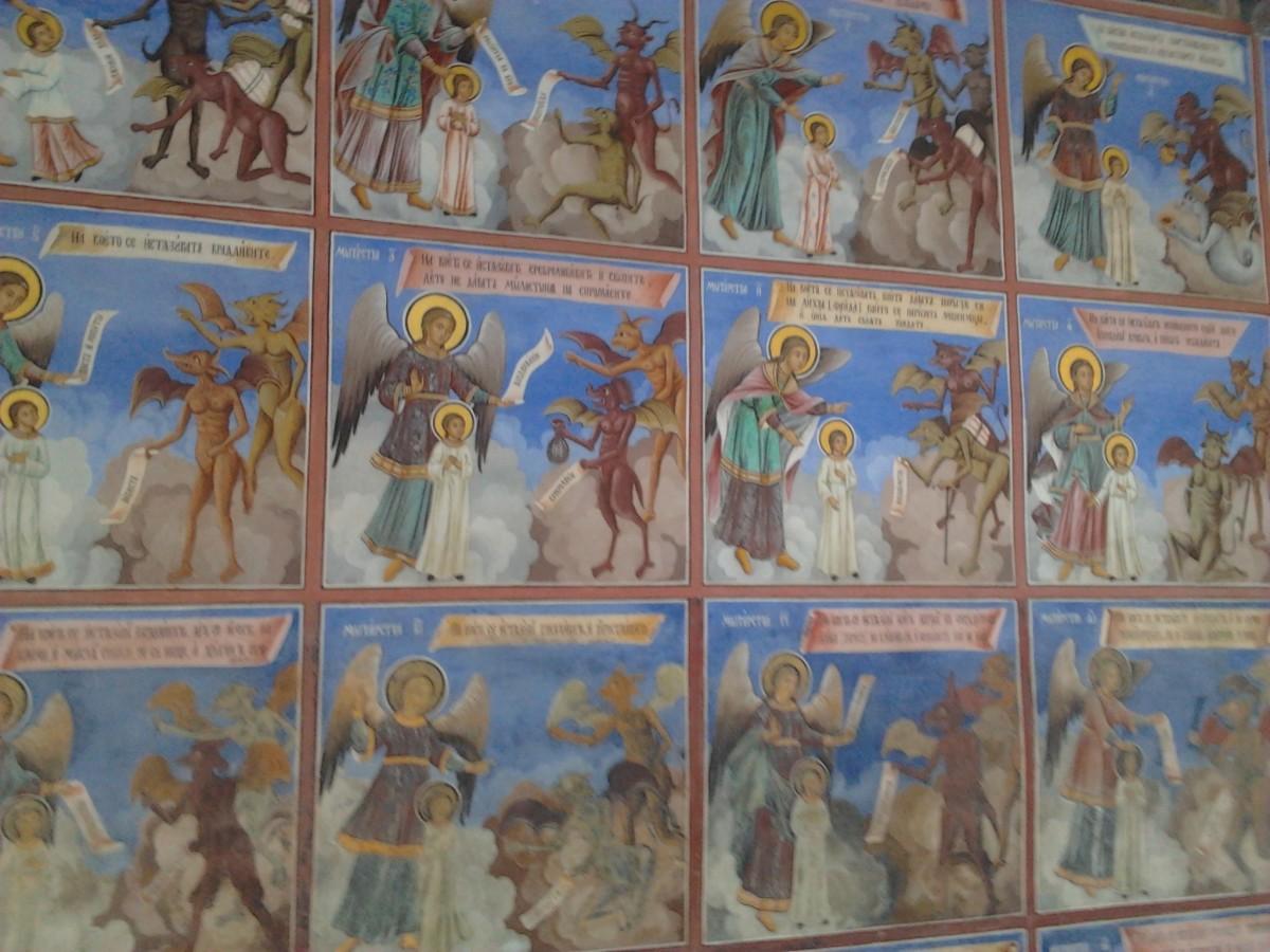 Rila Monastery - Interior