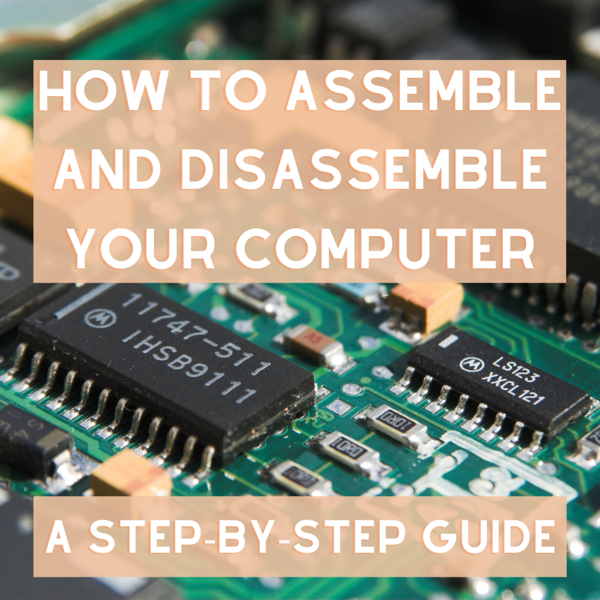 A Guide to Disassembling and Assembling a Computer System