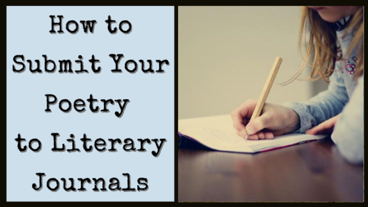 How to Submit Your Poetry to Literary Journals