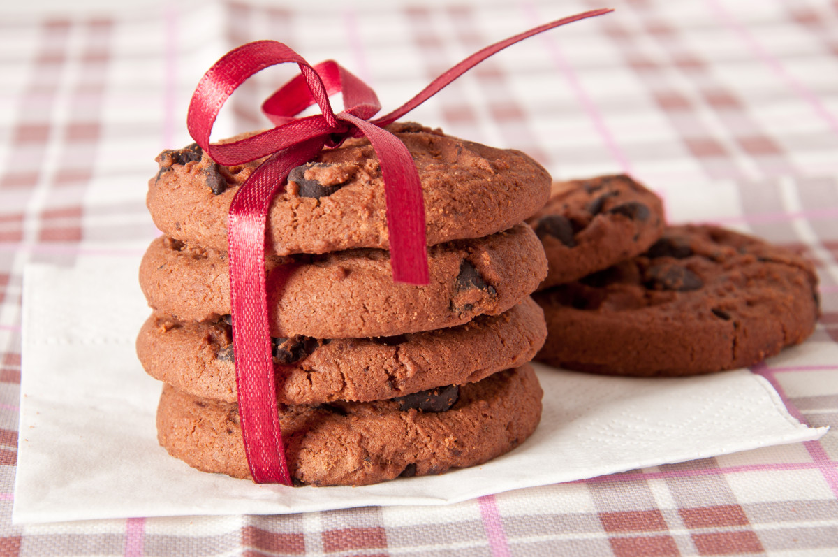 Ultimate Double Chocolate Chip Cookies