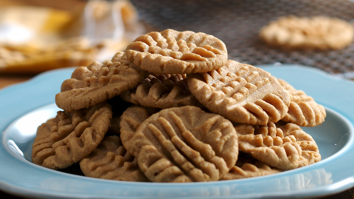 the-best-peanut-butter-cookies