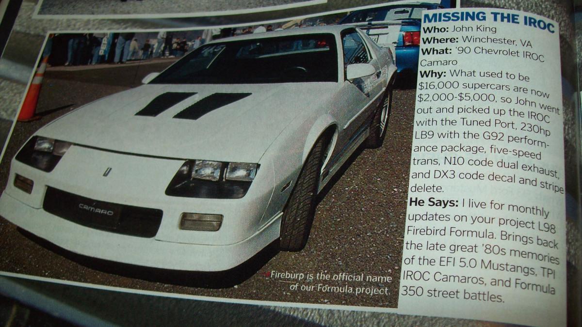 Car Craft magazine Dec. 2006