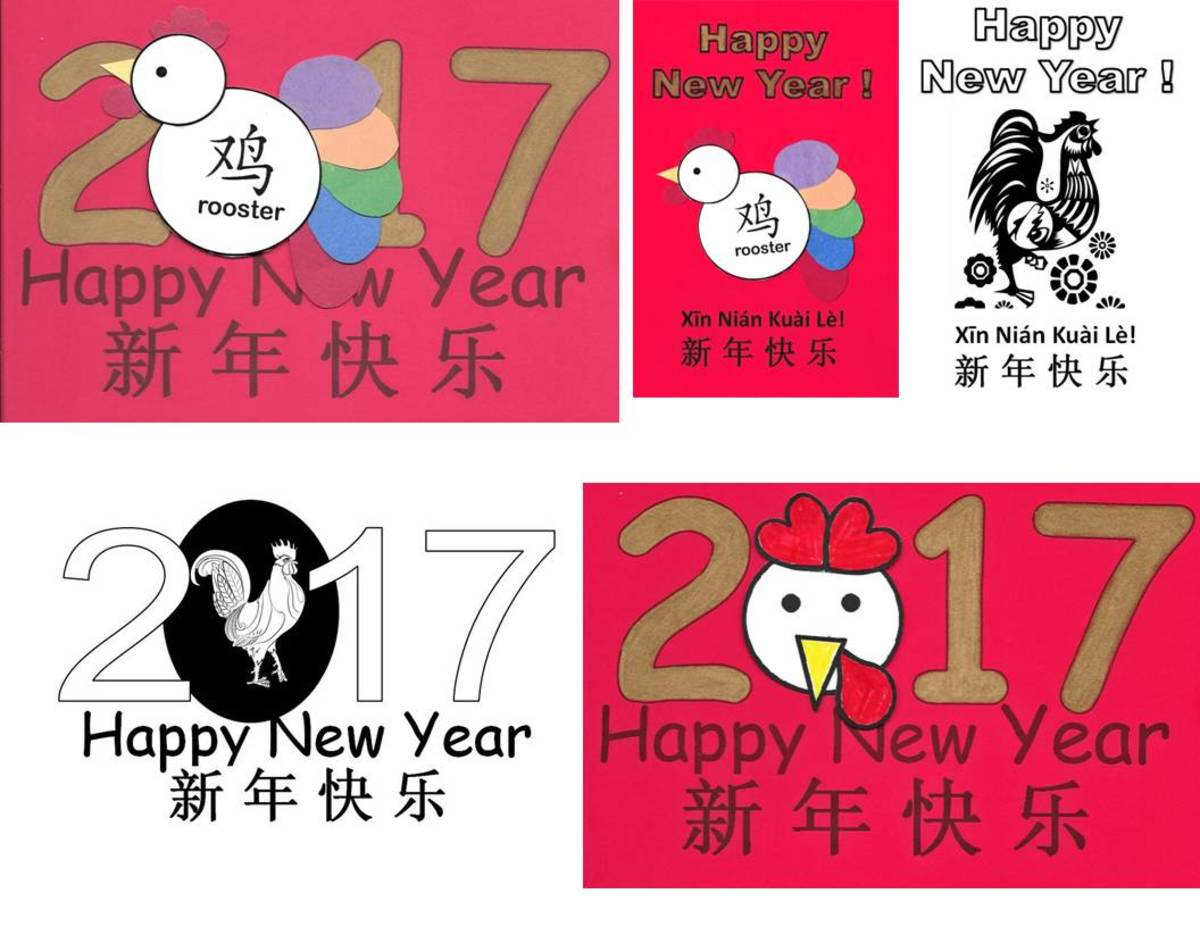 Here are some of the designs for greeting cards. Some of them are already assembled, and some of them can be printed and colored.