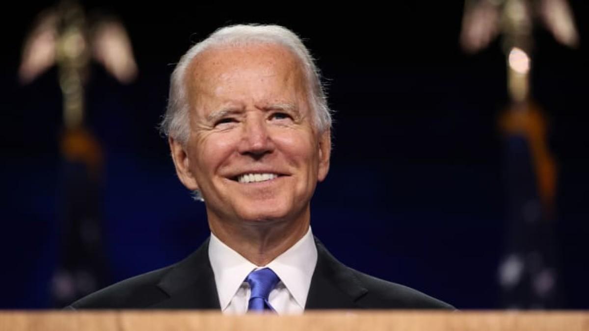 President-Elect Joseph Robinette Biden Jr .