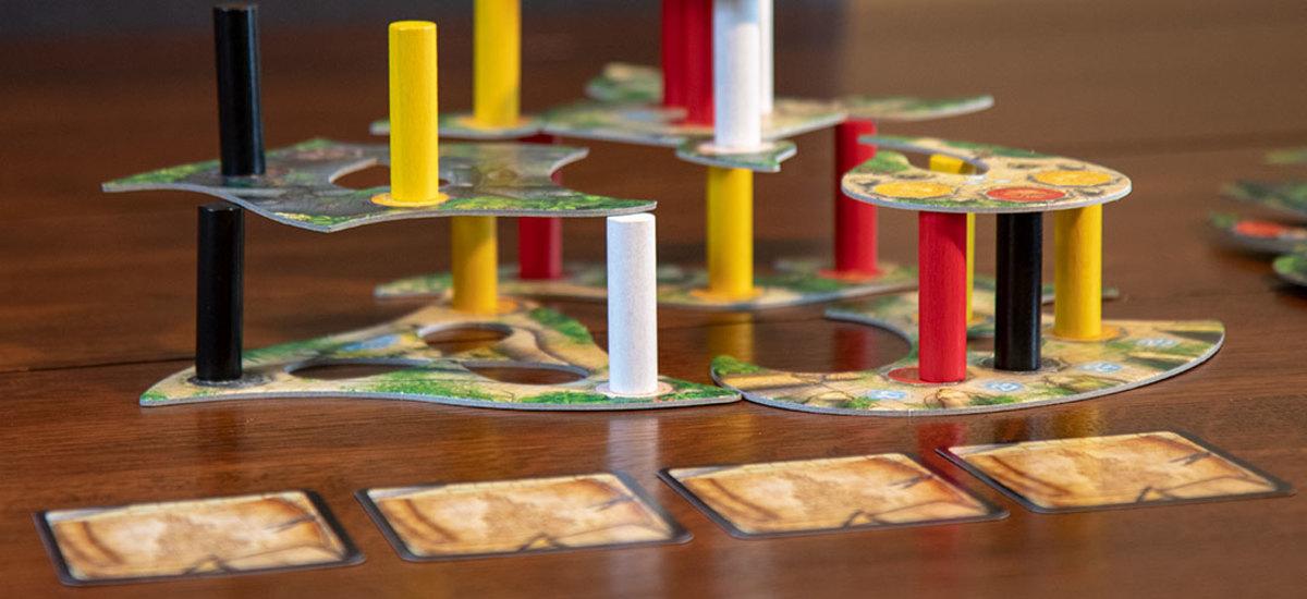 Menara board game