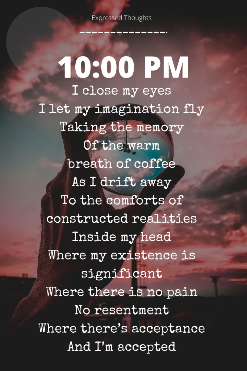 ExPressed Poetry - 10:00 PM