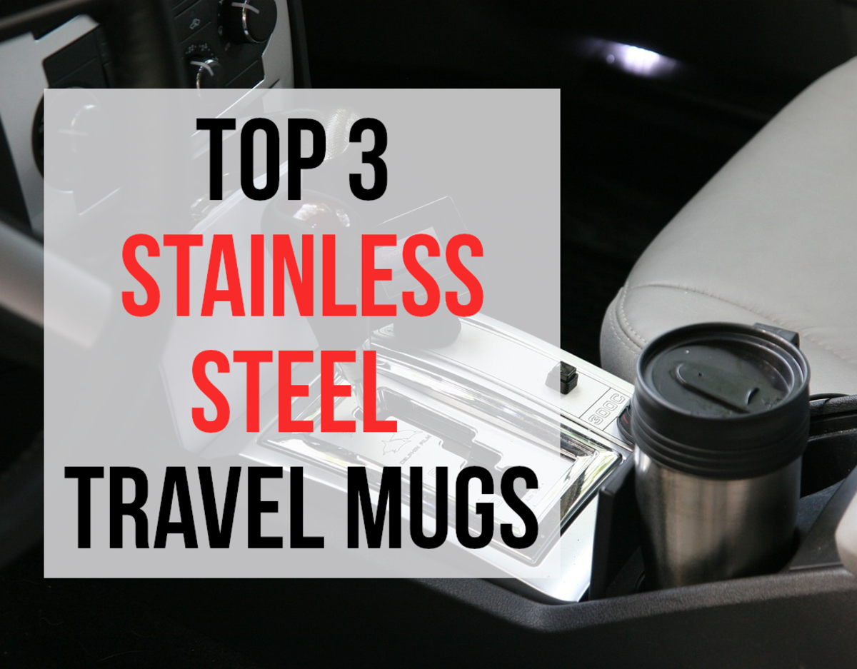 Read on to learn about the top three stainless steel coffee travel mugs